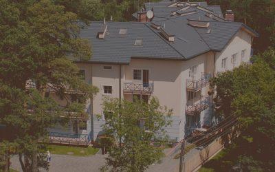 Dom nad Świdrem – pomysł na starość